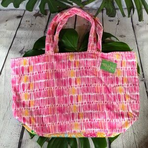 Lilly Pulitzer Bags - NWT! Lilly Pulitzer Destination Tote Key West